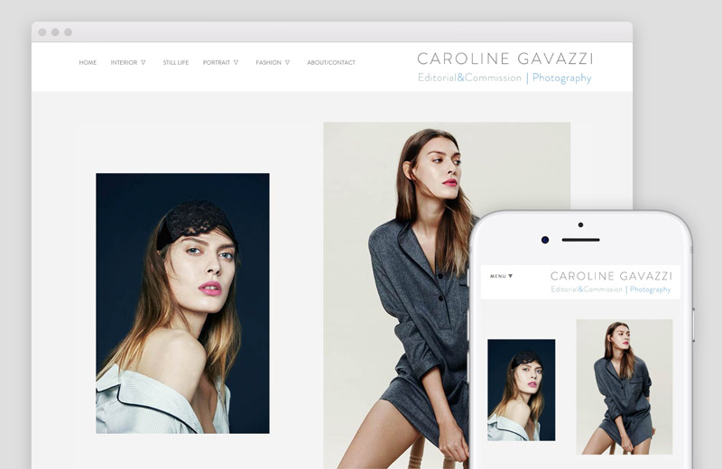 Caroline Gavazzi Commercial Photography preview